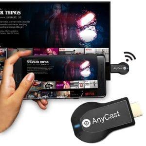 Anycast Super Tv Receptor WiFi 1080p Profissional 100% Original
